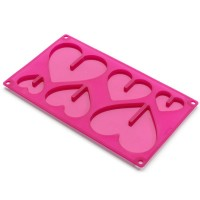 3D Hearts mould Lékué