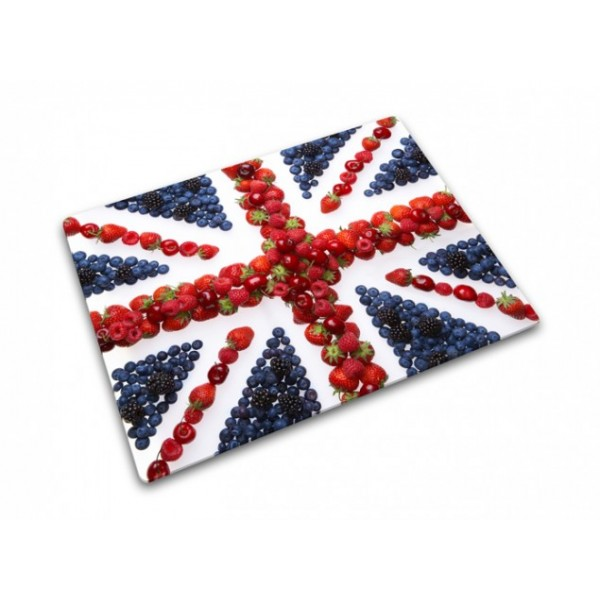 Tabla de cortar y servir Union Jacks Joseph 30x40 cm
