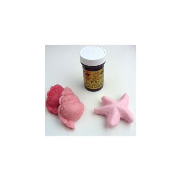 Colorante en pasta Sugarflair rosa 25gr