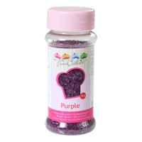 Sprinkles purple sugar 50gr