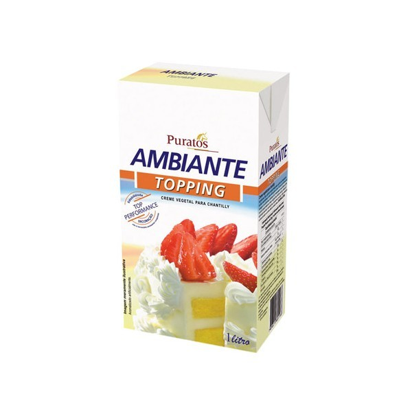 Ambiante topping 1 L Puratos