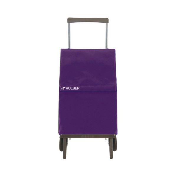 Carro Plegamatic original MF morado 2 ruedas