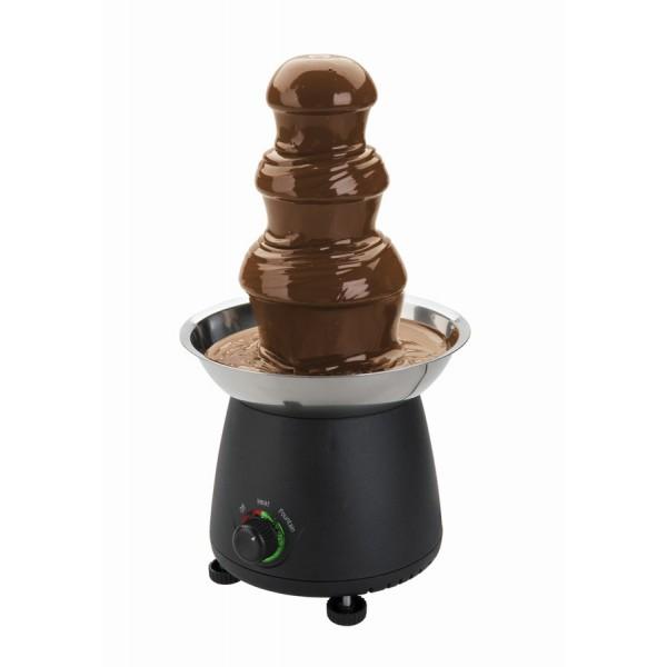 Fuente de chocolate 3 pisos 190w (1/2l )
