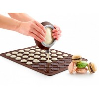 Lékué traditional macarons silicone mat