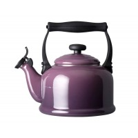 Purple Cassis teapot tradition kettles Le Creuset 2,1 l