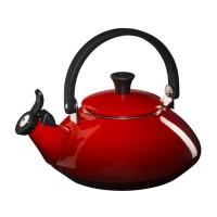 Red cherry zen teapot Le Creuset 1,5 l