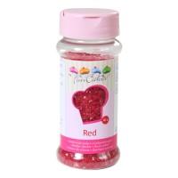 Sprinkles azúcar roja 80gr