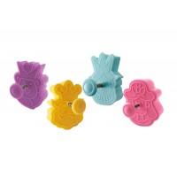 Mini cookie cutter Royal Family Silikomart