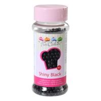 Sprinkles matte black pearls 80gr