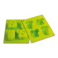 Happy Summer Baby Line silicone mold Silikomart