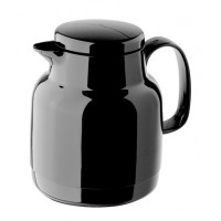 Black thermo jug tea 1 l