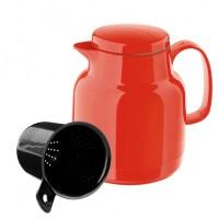 Termo jarra filtro té Mondo 1 l rojo