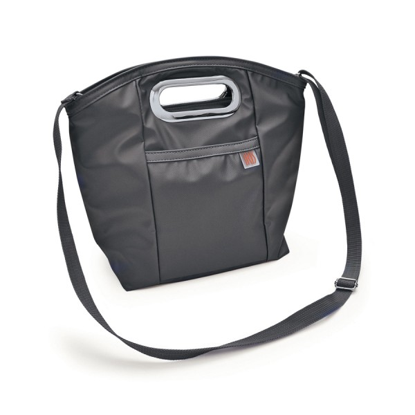 Sac isotherme gris Lady Lunchbag