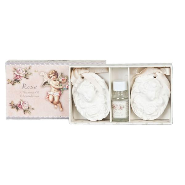 Gift box arôme de pierres rose
