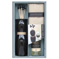 Mikado aromatic gift set + Rug + White oil champak
