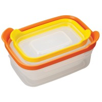 Joseph Nest storage compact low containers set 2
