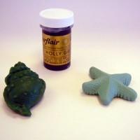 Sugarflair colorazione in pasta agrifoglio verde 25gr