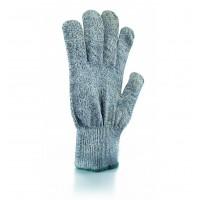 Guante anticorte textil talla M (2 unidades)