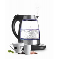 Electric glass kettle (1,70 lt. - 2.200 w)
