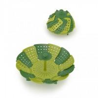 Vaporera extensible verde Lotus