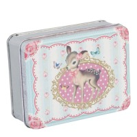 Box 10x8x3 cm pink