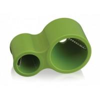 Cortador en espiral Microplane verde