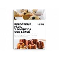 Repostería fácil y divertida con Lékué Book Spanish