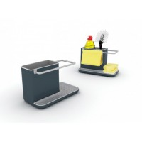 Grey Caddy Joseph sink organizer