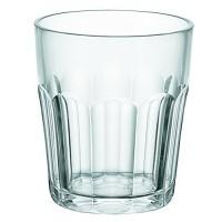 Small clear acrylic glass Molato Dolce Vita Guzzini