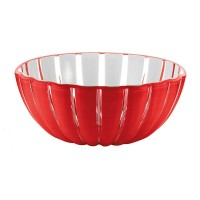 Grace red salad bowl 30 cm Guzzini