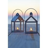 Cream lantern 2 pcs set