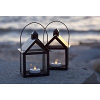Black lantern 2 pcs set