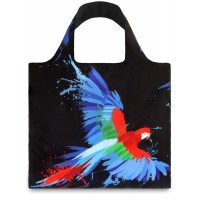 Collapsible bag Butterfly and bird