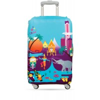 Suitcase cover Thailand