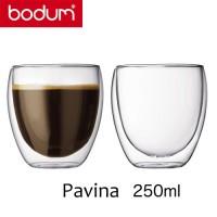 Glass Pavina Bodum cup double wall 0,25 l (unit)