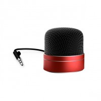 MICRO SPEAKER RED IDOL