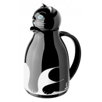 Black thermo jug Cat 1 l