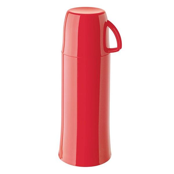 Termo con vaso Elegance 1l rojo
