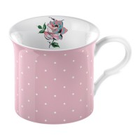 Taza Katie Alice Bird Song Pink Spot Palace 295ml