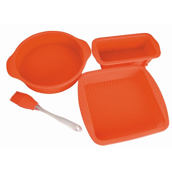 Pastry silicone bake set (4 pieces)