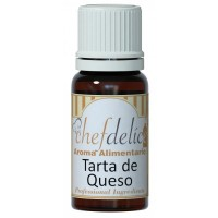 Aroma concentrado para repostería Tarta de Queso Chefdelice 10ml