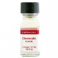 Aroma concentrado para repostería Super Strength LorAnn tarta de queso Cheesecake 3,7ml