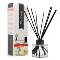 Mikado Boles d'olor Black Edition 125ml Jazmín Blanco