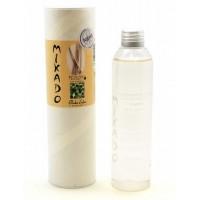 Recambio mikado Boles d'olor Black Edition 200ml Forest (Cedro/Abeto blanco)