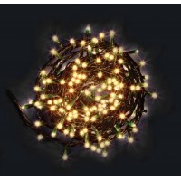 Garland snowflakes led