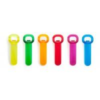 Abretarros plástico varios colores 14.5 cm