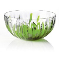 Clear acrylic Belle Époque bowl Guzzini