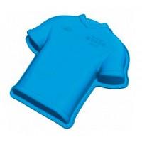 Molde silicona para horno Camiseta futbol 24,2x23xh4cm 1270ml Silikomart
