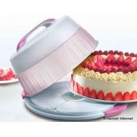 Plat à gâteau thermique