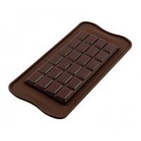 Stampo in silicone cioccolatini Tablette Silikomart